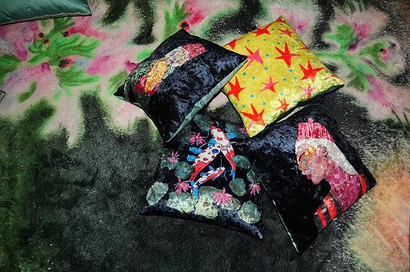 Of Stars and Fairies Cushions