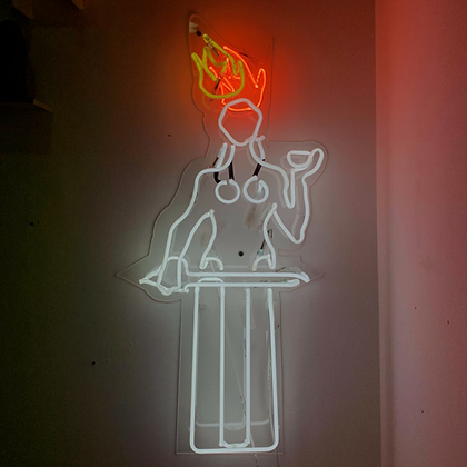 Mother of All Mothers- Neon Sign
