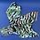 Thumbnail: Birds of heaven - scarf