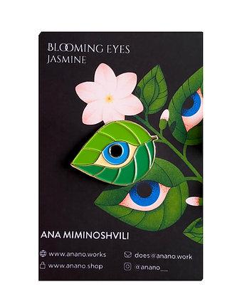 Blooming Eyes pins