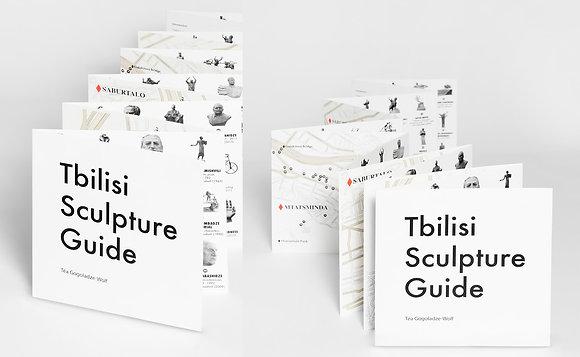 Tbilisi Sculpture Guide
