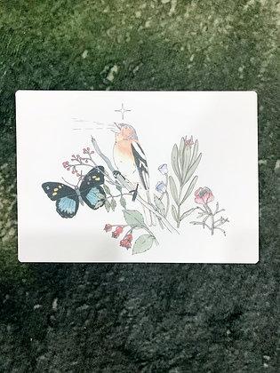 Postcards by artist Anka Bochorishvili