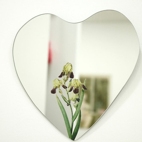 Ah, Flower in My Heart Mirror