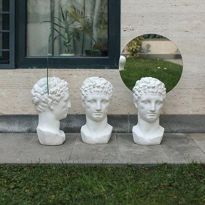 Hermes Head Decorative Decor IT
