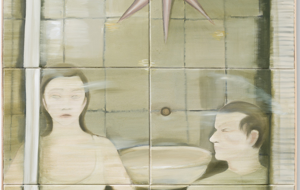 ტილო, ზეთი / oil on canvas / 116x138cm