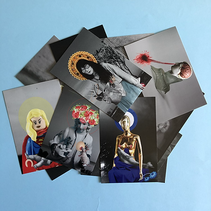 Tamri's postcards