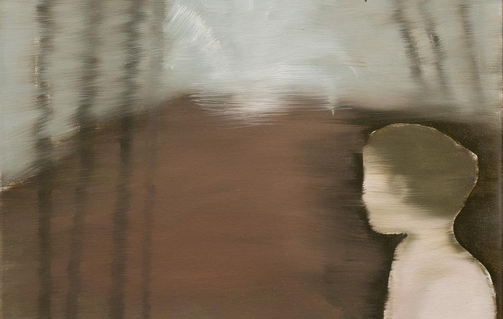 ტილო, ზეთი / oil on canvas / 51x41cm / 2021