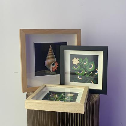 Ana Miminoshvili framed prints