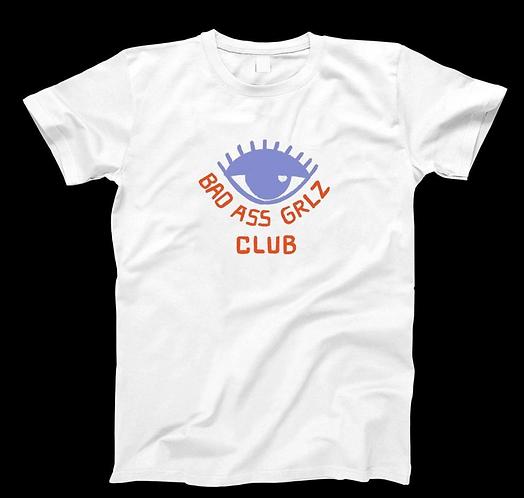 GRLZ WAVE Bad Ass T-Shirts