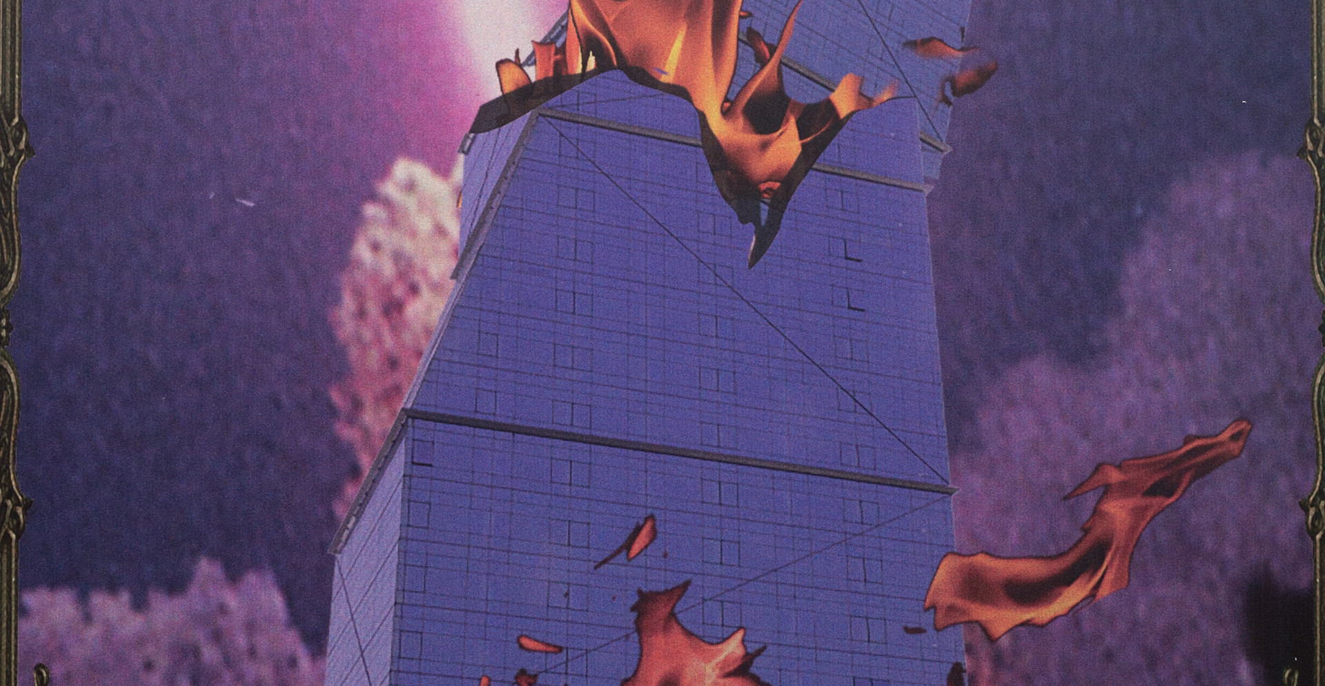 The Last tarot - The Tower