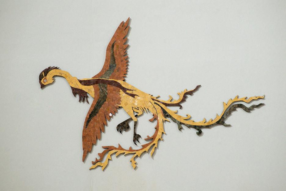Fire Bird of Volcanos