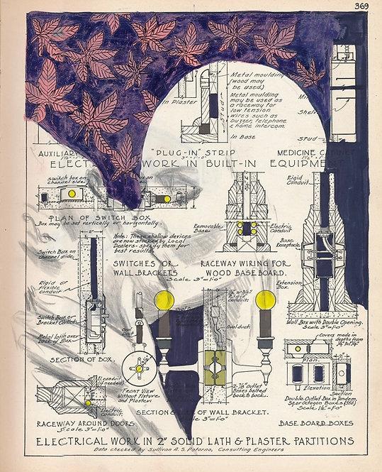 Astronomical Diaries - Nanuka Tchitchoua