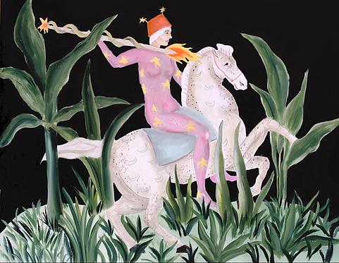 Of Guardians and Magic Wands - Tekla Kiguradze