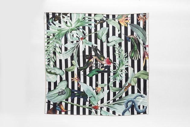 Birds of heaven - scarf