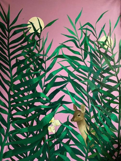 Oil on canvas, 147x190cm