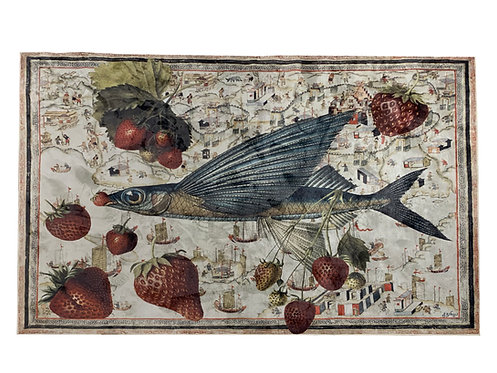 მფრინავი თევზის ხალიჩა