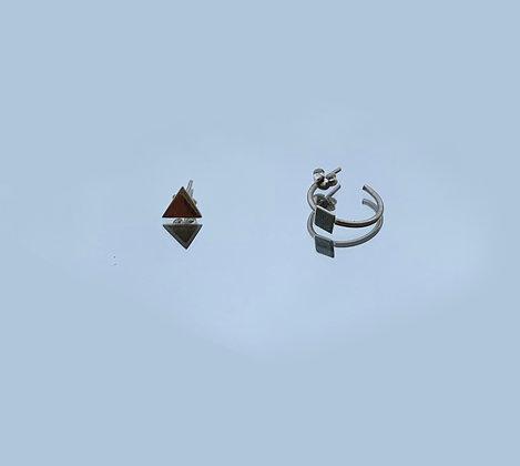 Mix n match earrings