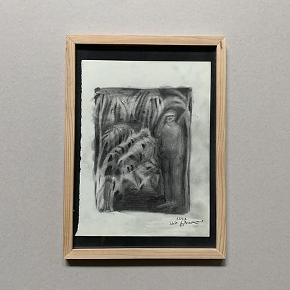 Mariam Aqubardia - Drawings