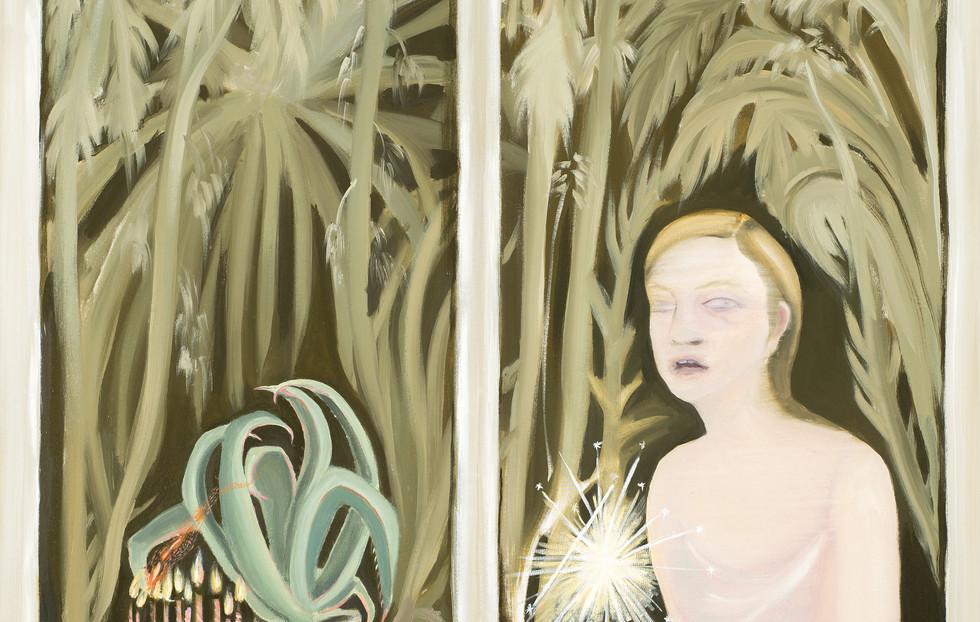 ტილო, ზეთი / oil on canvas/ 160x120cm