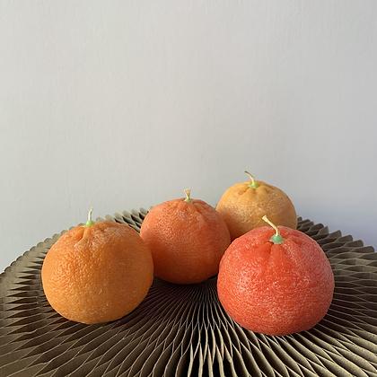 Tangerine Candle
