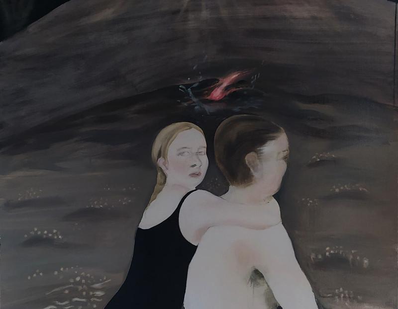 ტილო, ზეთი / oil on canvas / 160x120cm / 2020