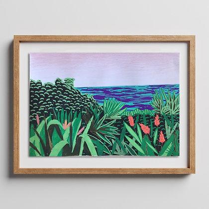 Mako Lomadze Paintings