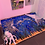 Thumbnail: Starry sky dolphins rug