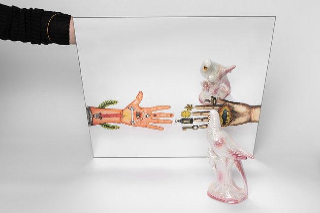 მაგიური ხელების სარკე