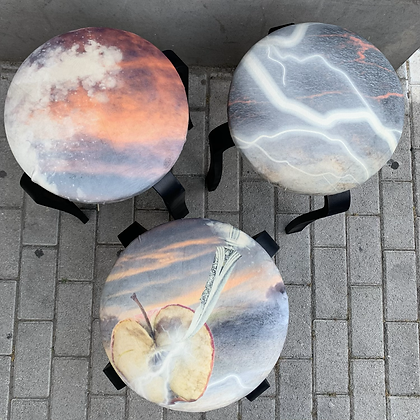 Lava chairs