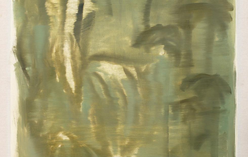 ტილო, ზეთი / oil on canvas / 180x110cm / 2021