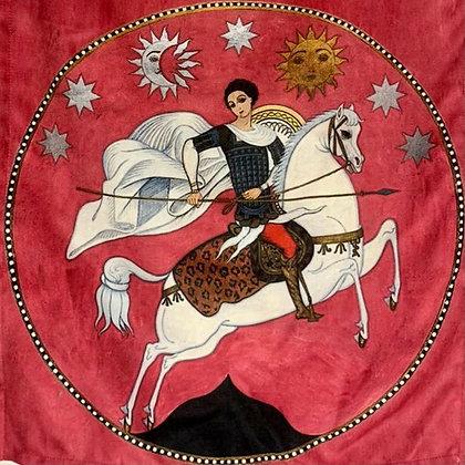 დამოუკიდებელი საქართველო - დროშა