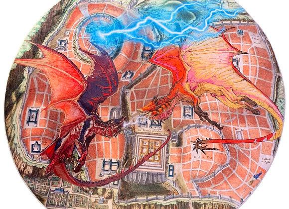 Jerusalem dragons