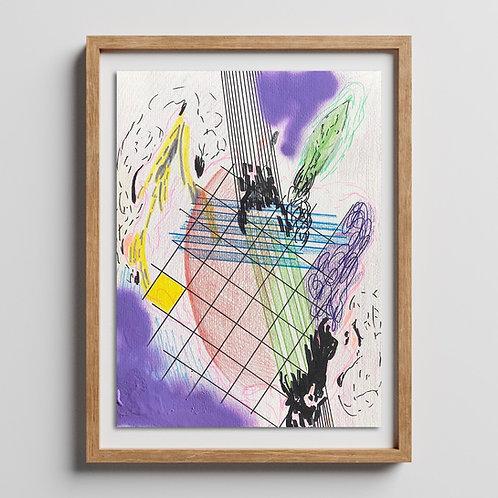 Nina Akhobadze - Paintings