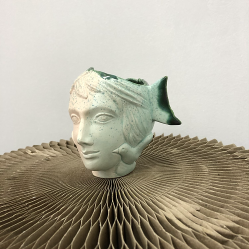 Prince Charming Ceramic Head