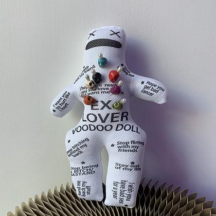 Ex lover voodoo doll