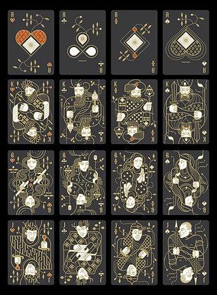 ვეფხისტყაოსანი კარტი / cards