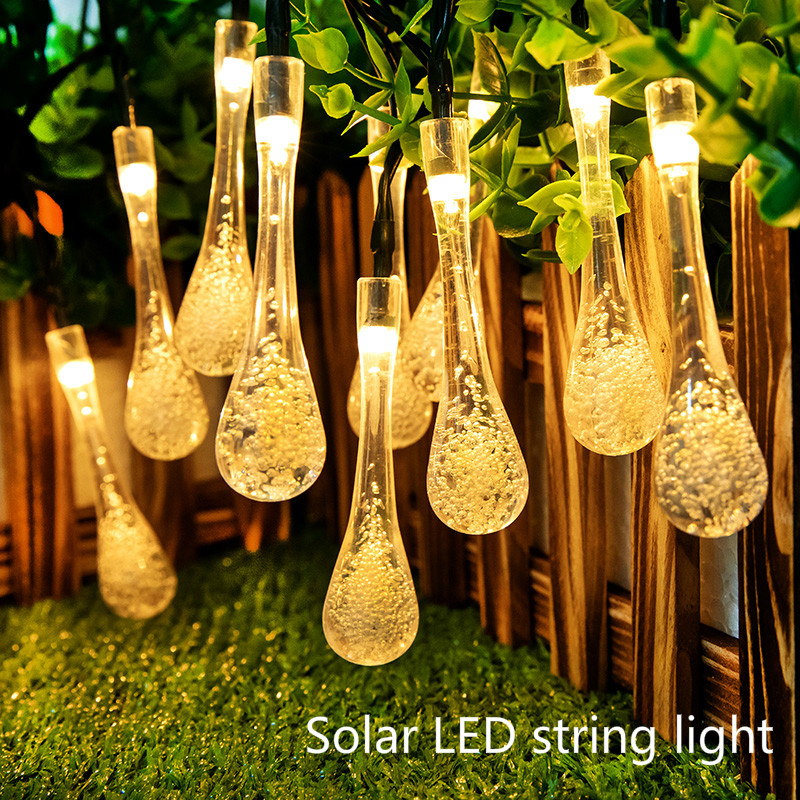 Solar LED String Light