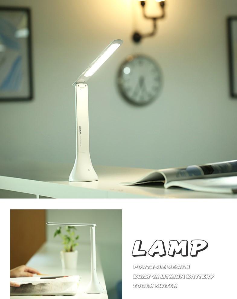 LED FOLDING EYE LAMP  RL-E180