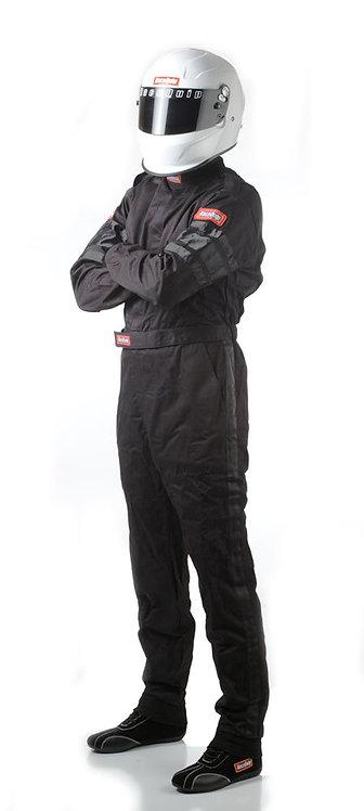 Black Suit Single Layer X-Large