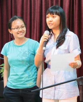 Sin Hui-Pei & Irene Sim