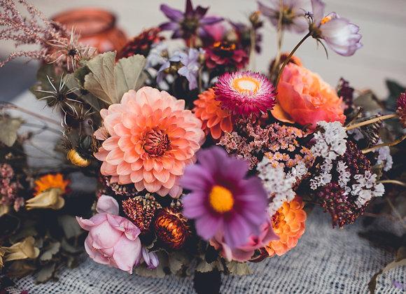 Flower Club November