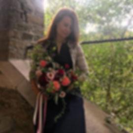 Ik ben helemaal Under The Floral Spell.j