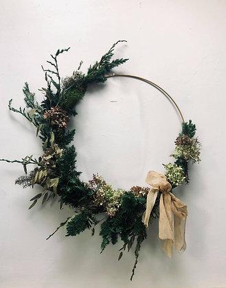 """Wreath """"Vintage"""""""