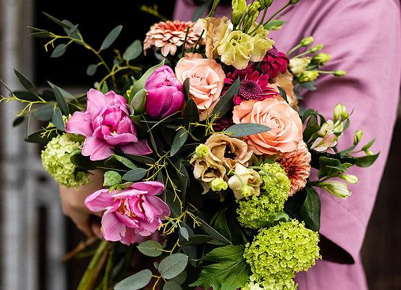 Bloemen abonnement particulier Gent