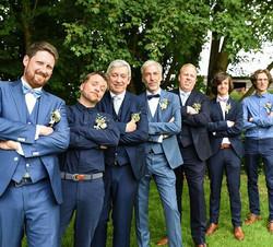 Tijd om ook eens de mannen in de picture