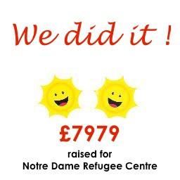 £7979: A Record Sum raised