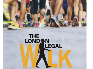 London Legal Walk 2021