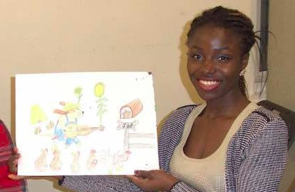 Art Therapy group: a safe and confidential space