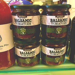 Balsamic tomatoes are handy for anything!