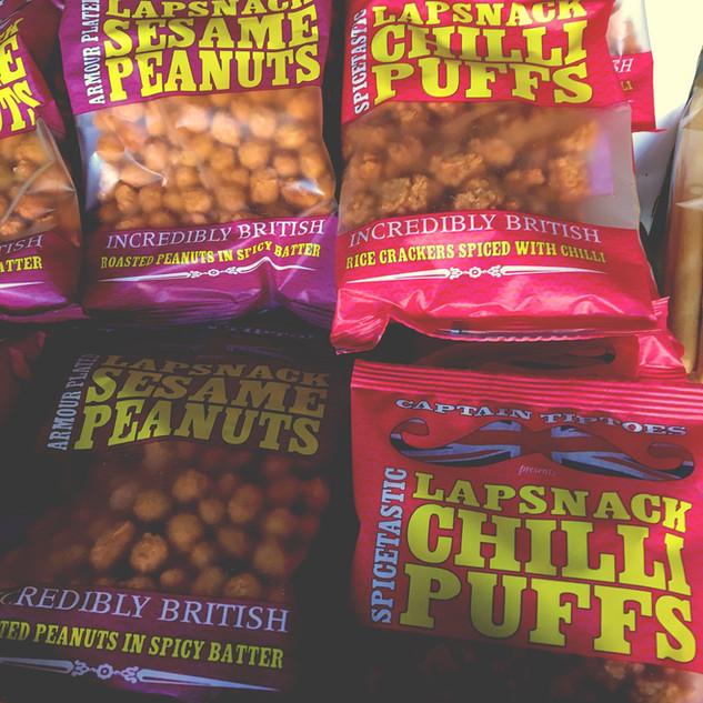 Chilli Puffs!